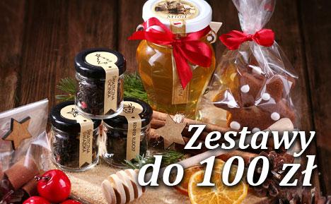 Zestawyt świąteczne do 100 zł